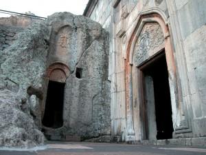 Гегардский монастырь