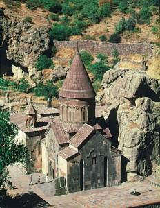 Гегардский монастырь, Катогике